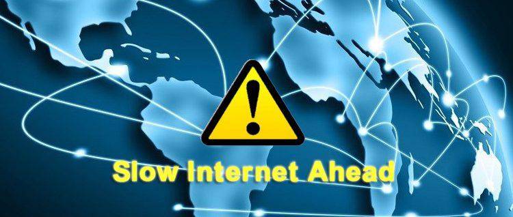 قطعی دو مسیر انتقال فیبر نوری در اروپا؛ دلیل اختلال سرعت اینترنت ایران