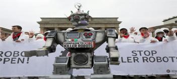 آمازون و مایکروسافت با ساختن رباتهای قاتل دنیا را بهخطر میاندازند…