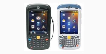 هندهلد و PDA صنعتی Zebra MC55A0