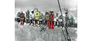 رباتها قرار نیست شغلتان را تصاحب کنند؛ فقط میخواهند آن را ارتقا بدهند…